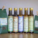 Alle Öle der Chiemgauer Öhlmühle ab jetzt im Hofladen erhältlich